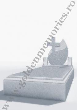Set funerar complet - SILVER PLUS