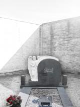 Statuie de mormant inger pazitor