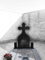 Monument funerar cap sud3 negru absolut