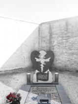 monument funerar catolic inima Iisus Hristos